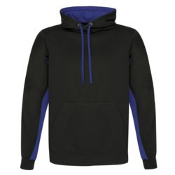 Game Day Fleece Dry-Fit Two Tone Hoodie Thumbnail