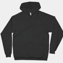 American Apparel California Fleece Hoodie Thumbnail